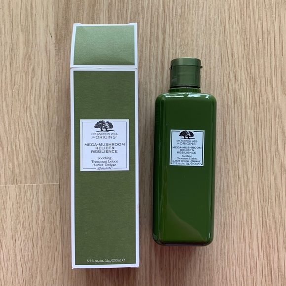New Origins soothing treatment lotion